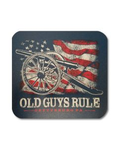 ''Old Guys Rule'' Mousepad