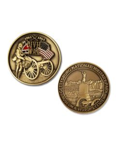 Civil War Collectable Souvenir Coin