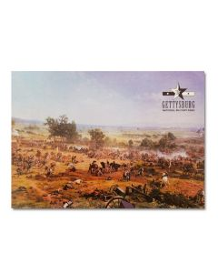 ''Pickett's Charge'' Cyclorama Postcard