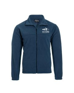 Adult Blue Gettysburg Fleece Jacket