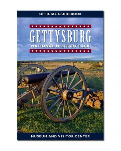 Official Gettysburg National Park Guidebook