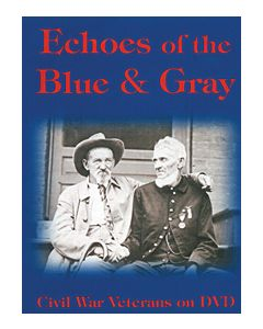 DVD | Echoes of the Blue and Gray