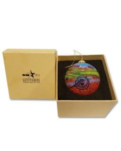Gettysburg Battle Ornament with Gift Box