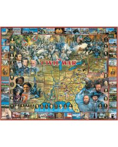 Civil War Puzzle