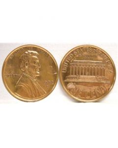1972 Shiny Lincoln Penny
