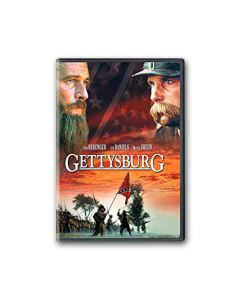DVD  Gettysburg, The Movie