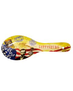 Vintage Patriotic Spoon Rest