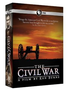 DVD Set Ken Burns: The Civil War (Commemorative Edition)