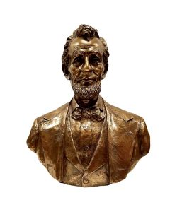 Lincoln Bust, 20""