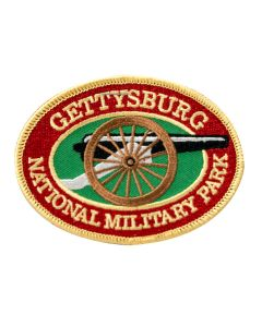 Gettysburg Cannon Patch
