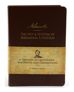 Wit & Wisdom (Leather-bound)